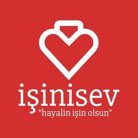 İŞİNİSEV WEB SİTESİ PROJESİ